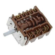 PARRY SWHT27266 6 Way Heat Selector Switch for Boiling top / Hot plate 1870 P2H