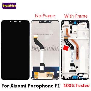 Original for Xiaomi Pocophone F1 Poco F1 LCD Touch Screen Digitizer Replacement