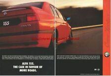 Alfa Romeo Cars European Automobile Advertising Collectables