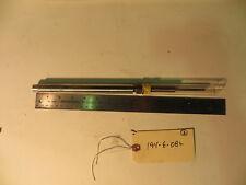 LUCAS SCHAEVITZ GCA-121-1000 TRANSDUCER LVDT SPRING LOADED PROBE/GAGE HEAD