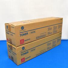 Konica Minolta TN613M A0TM330 MAGENTA Toner Cartridge BIZHUB C452/C552/C652