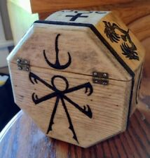 Active*Egyptian Cursed/Magic Haunted Box-Attracts Energies-Physical Attacks