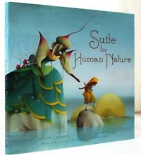Suite for Human Nature by Diane Charlotte Lampert - Signed by Illustrator