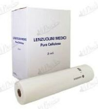 INGROCART 12 ROTOLI CARTA LETTINO CM 60 MT 80 LENZUOLINO MEDICO FISIOTERAPIA