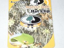 NEW Authentic MOSSY OAK TREE GREEN HAT CLIP - HARD TO FIND!