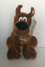 "SCOOB Scooby Doo Movie SCOOBY-DOO 8"" Stuffed Plush Dog Figure 2020"