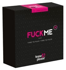 FUCK ME Kamasutra Sexspiel Erotikspiel Gesellschaftsspiel Spiele für Paare