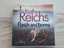 Flash and Bones Kathy Reichs 7-Disc CD Audiobook Unabridged