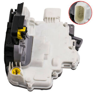 LHD Front Left Door Lock Actuator 4F1837015 For AUDI A3 A6 A8 SEAT Exeo ST·3R5
