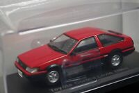 Toyota Corolla Levin 1983 Red 1/43 Scale Box Mini Car Display Diecast Vol 81