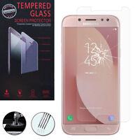 """Lot/ Pack Film Verre Trempe Protecteur pour Samsung Galaxy J7 Pro 5.5"""""""