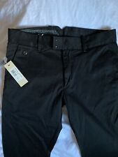 Diesel Chi tight Trousers Black Chino 28