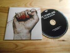 CD Metal Fiction Plane - Push Me Around (2 Song) Promo ROADRUNNER cb