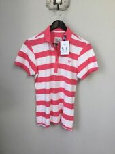 Crew Clothing Polo Striped Tops & Shirts for Women