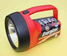 "Energizer LED LANTERNA ""TORCIA"" lp34941 in rosso ""Floatable"" D Dimensione BATTERIE ""NUOVO"""
