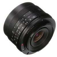 7artisans 50mm F/1.8 Prime Manual Focus Lens  for Canon EF-M Mount EOS M3 M6 M10