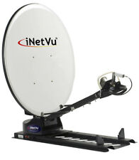 KU BAND iNetvu C-Com 1200 Drive-Away 1.2Mt Automatic SNG Uplink Antenna w/Contr