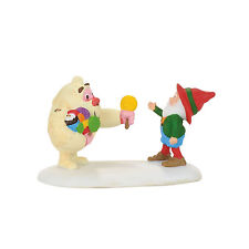 Dept 56 North Pole Yeti's Np Treats Accessory New 4058260 2017 D56
