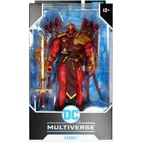 DC Multiverse AZRAEL Deluxe Action Figure Wave 3 McFarlane Toys Batman Armored