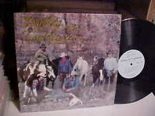 COUNTRY COWBOY FOLK PSYCH LP TUMBLEWEED BAND DRIFTING EXCELLENT VINYL/COVER 1982