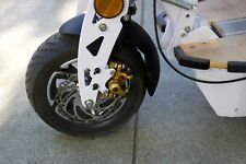 HyperPower Sports 2000w Capitan Scooter Mods and Upgrades Mud Flap, Deck Plugs