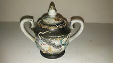Vintage 1948-1952 Japan Dragon Ware Sugar Bowl