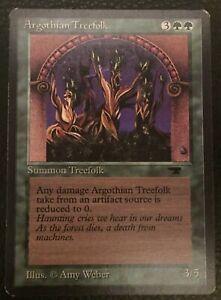 Antiquities - Argothian Treefolk - MTG - Magic the Gathering OLD SCHOOL -English