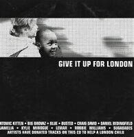 Give It Up For London - Promotional CD