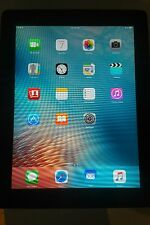 Apple iPad 2 64GB, Wi-Fi + 3G & BT (not working) 9.7in - Black - ipad works fine