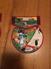 Owaneco Lodge 313 - 2011 Indian Summer/Summitcorps Flap +DELEGATE 2 SIDED BOTTOM
