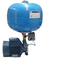 Kit Elettropompa PEDROLLO autoclave vaso espanzione ZILMET 24 litri pressostato