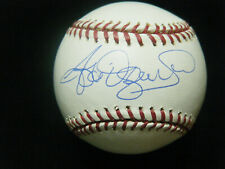 """Jose Oquendo 2x St. Louis Cardinals """"06 '11 WSC signed MLB Selig baseball"""