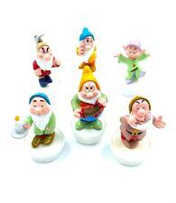 Lot de 6 Bouchons de Smarties - Disney Blanche neige et les 7 nains