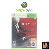 Hitman Absolution (2012) Xbox 360 Video Game with Case Tested Works A+