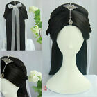 Photography Chinese Ancient style Whole Hair Wig Hairpiece with Headwear Band