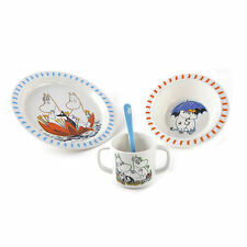 Two Moomins Together - Moomin 4pc Breakfast Set