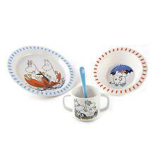 Two Moomins Together - Moomin 4pc Breakfast Set