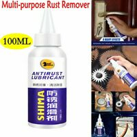 Rust Inhibitor Rust Remover Derusting Spray Car Maintenance Clean professional K