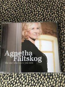 Agnetha Faltskog The One Who Loves You Now CD Single