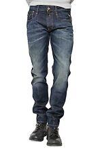Stonewashed Replay Herren-Jeans