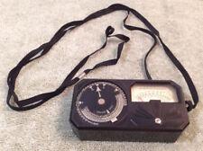 Vintage Weston Photronic Exposure Meter Measure Measuring Calculating Tool