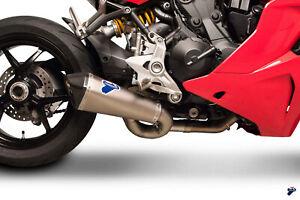 Termignoni Racing Silencer Decat Ducati Supersport / S 2017-2021 D18109440ITC