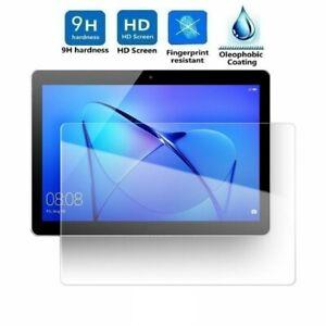 """PELLICOLA in VETRO TEMPERATO Per HUAWEI MEDIAPAD T3 10"""" Protezione LCD TABLET"""