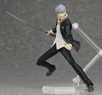 figma Persona 4 Hero Narukami Yu Action Figure 150mm anime from Japan