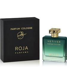 Roja Vetiver Pour Homme Parfum Cologne 100ml New in Box