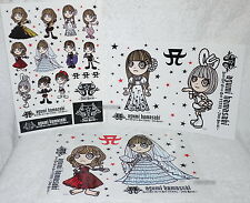 ayumi hamasaki Rock'n'Roll Circus Tour FINAL 7days Special 3 stickers (Ver.B)
