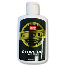 Rawlings Glovolium Glove Oil Baseball Softball Leather Conditioner Lanolin G25GI