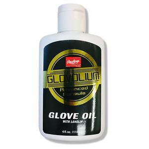 Rawlings Glovolium G25GI Glove Oil Baseball Softball Leather Conditioner Lanolin