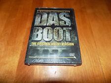 Das Boot The Original Uncut Version U-Boat U-Boats Nazi Germany Dvd Set Sealed