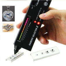 Diamond Gem Tester Selector V2 with case and Gemstone Platform Jeweler Tool